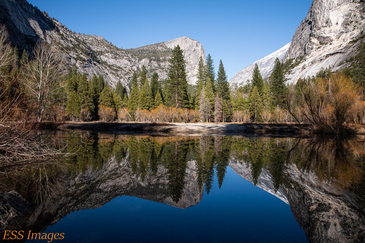 Reflections at Mirror Lake
